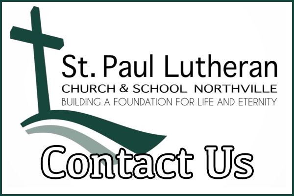 Contact St Paul Lutheran School